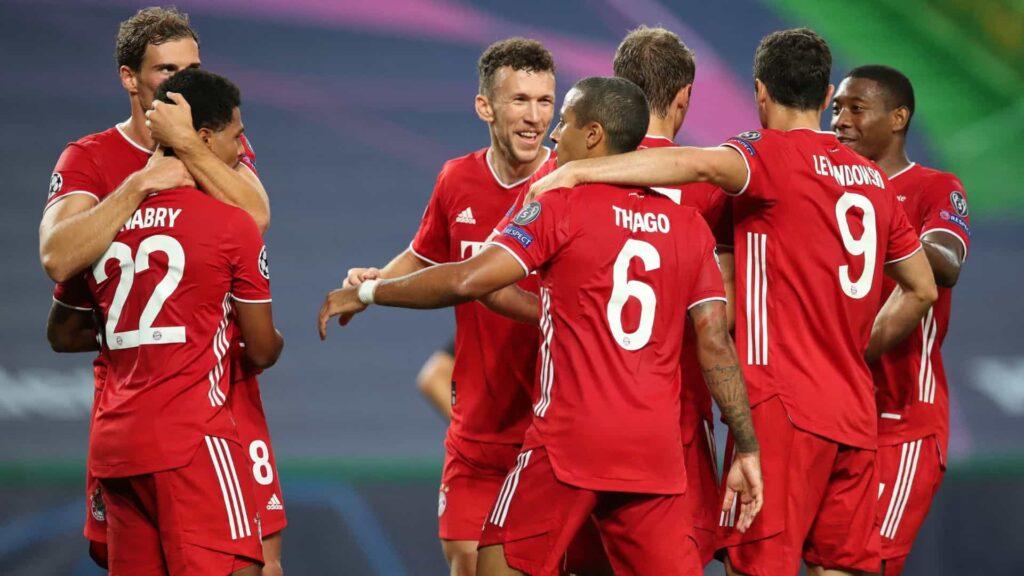 Bayern Vence Lyon Por 3 X 0 Com Dois De Gnabry E Avan U00e7a